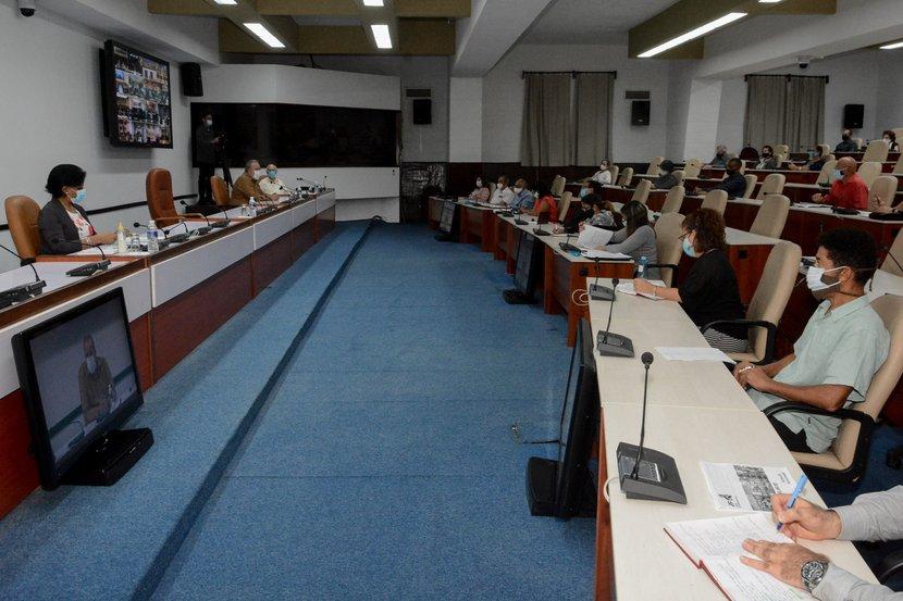 La Planificación Física también se reordena en Cuba