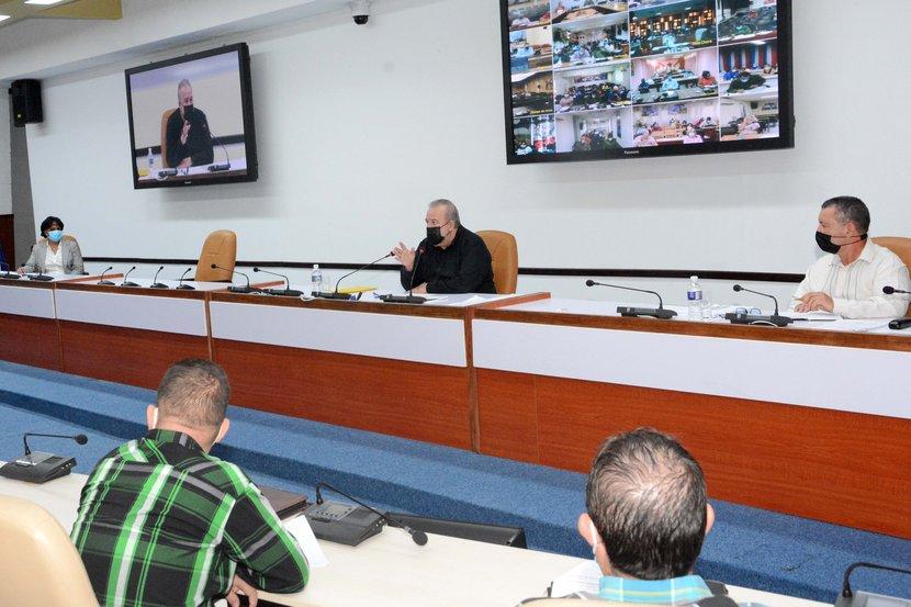 Evalúan objetivos y proyecciones del Instituto Nacional de Recursos Hidráulicos