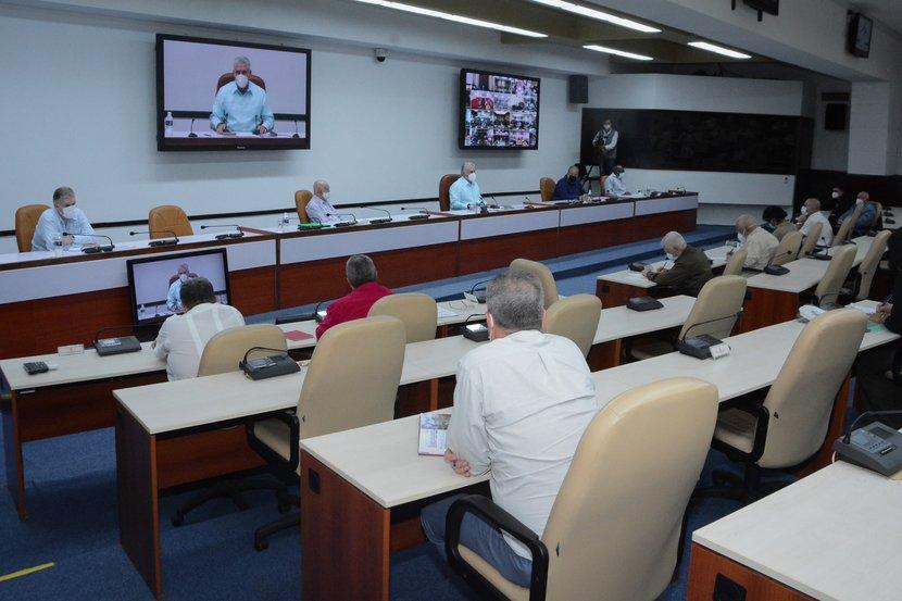 Gobierno cubano reafirma apoyo a las formas de gestión no estatal