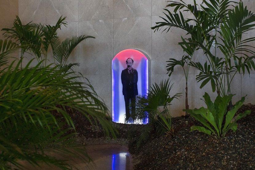 José Martí y su inmensidad que se descubre en el Palacio de la Revolución