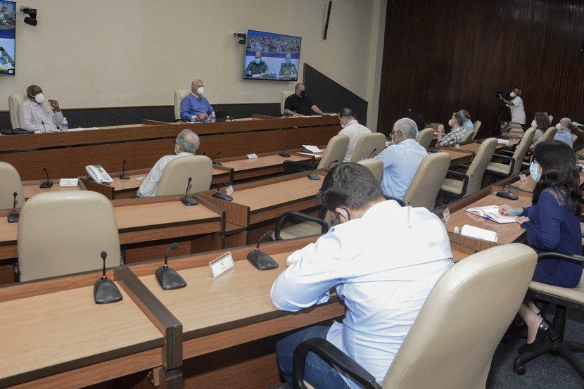 Avanza exitosamente intervención sanitaria en Cuba