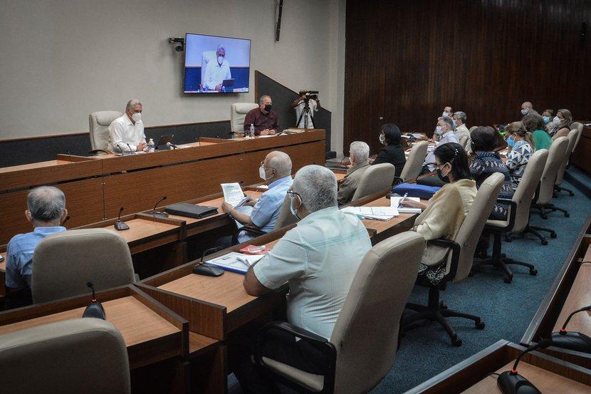Avanza intervención sanitaria en Cuba en medio de fuerte rebrote de la COVID-19
